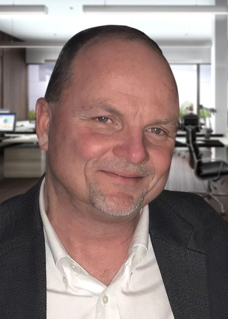 CEO Scott Hall Headshot